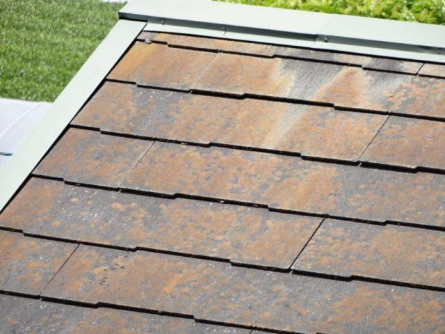 鹿児島県日置市の屋根補修工事