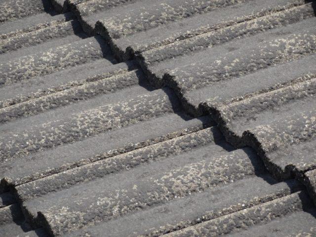 鹿児島市屋根点検の様子