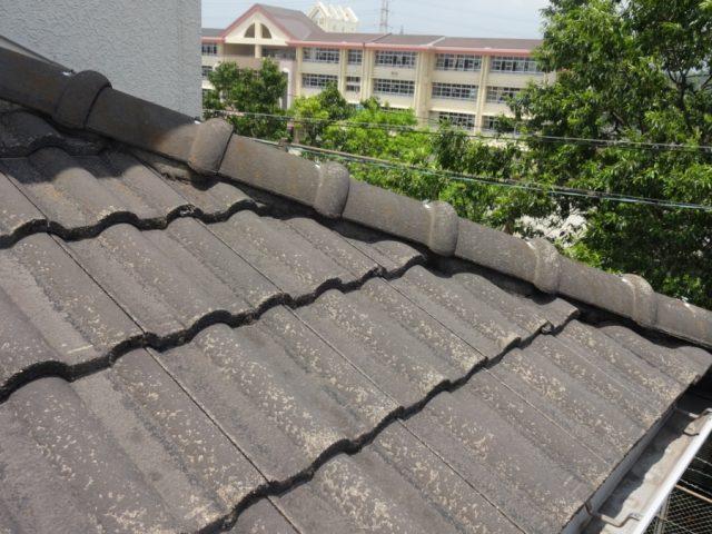 鹿児島市の屋根部分点検