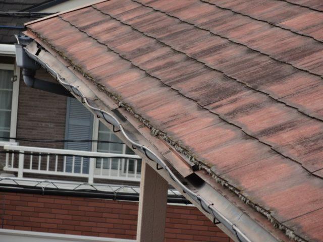鹿児島市の屋根点検 軒先の劣化