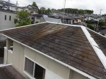 コロニアル屋根20年後